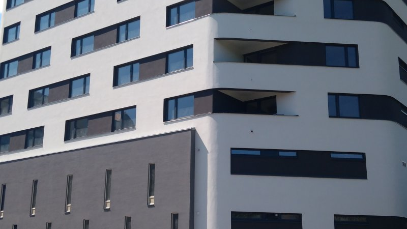 Pronájem bytu 1+kk 38,5 m²